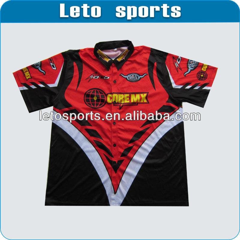 2013 newest fashion motocross suit custom racing jerseys