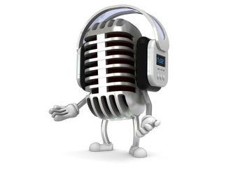 British Voice Over UK Audio Services