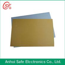 2013 hot new inkjet printing instant golden pvc sheet card matrials