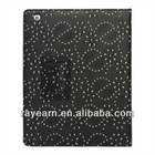 Leather Case for iPad Mini Cover New Design Round Dots Protective Folio Stand Leather Case Cover for iPad Mini Cover 7Colors