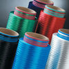 high tenacity,HMLS,twisted and colored polyester industrial yarn