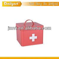 Multipurpose metal medicine cold box