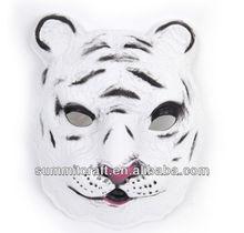 Custom EVA white tiger mask