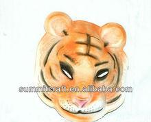 Custom tiger animal EVA mask