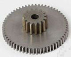 sintered double gears for gear box