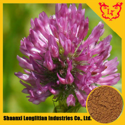 Natural Isoflavones 8%,10%,20%,40%,60% HPLC / Red Clover Extract