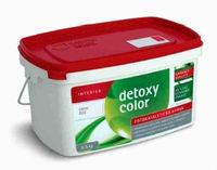 Detoxification nano-technology paint