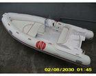 Nautica Ondina inflatable boat rigid