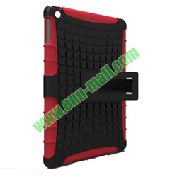 New Arrival with Holder Lifeprotection Shockproof Defender Case for iPad 5