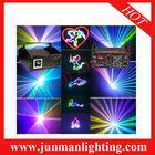 1W RGB Animation Laser Light DJ Stage Lighting High Power Led Cartoon Laser Light