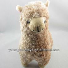 Promotional Plush Soft Toy Stuffed Animal Alpaca
