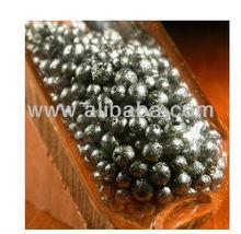 crude iodine crystals