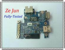 E4310 USB / VGA / LAN Board NAL60 LS-5694P F9M7D CN-0F9M7D