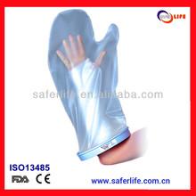 hot sales adult short arm waterproof cast