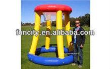 mini inflatable basketball stand for kids