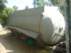 used high chamical risistance tanks