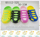 new EVA colorful comfortable lovely kids slipper shoes in 2014