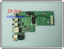 E5500 LAPTOP USB AUDIO I/O BOARD F171C CN-0F171C 48.4X814.011 USA