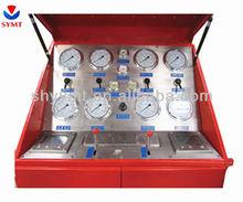 Control Console For Choke Manifold