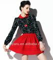 outono meninas modelos de saia e blusa conjuntos