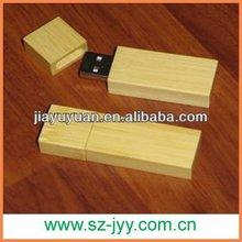 Popular Natural special wooden usb flash drive