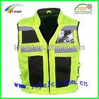 custom motorcycle vest good quality