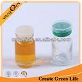 5ml frasco de vidro transparente com plástico do pulverizador da bomba para o colírio