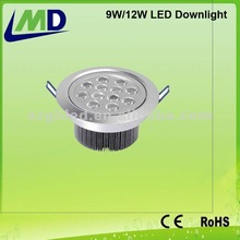 decorative indoor led ceiling lamp rectangle