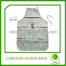 Rational construction wholesale cotton aprons
