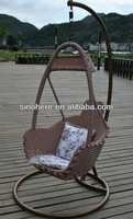 Patio Bed Swing Chair Outdoor Design AK1424
