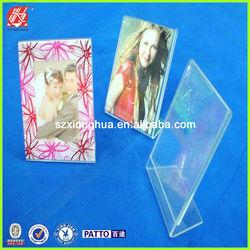 4x6 Desktop Stand Acrylic Photo Frames