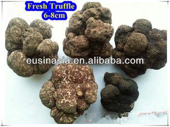 fresh white tuber indicum truffle