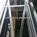 estrutura de aço projeto de construção