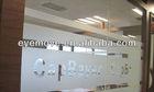 removable window film/static cling window film/glass decoration sticker