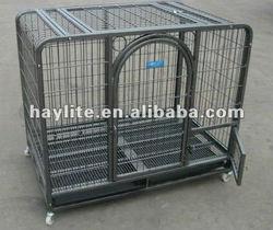 Powder coated dog kennels