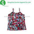 Chicas mangas gallus t- shirt de prendas de vestir de verano el lote de acciones
