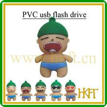 cartoon cute baby usb flash drive usb memory stick pen drive bulk cheap 1gb-16gb usb 2.0