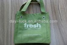 Laminated woven shopping bag