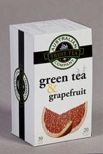 Organic Green Fruit Tea Grapefruit
