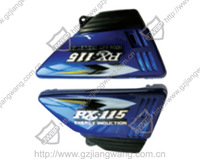 High quality RX-115 Motorcycle side cover with competitive price
