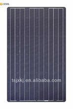 230w poly pv module/full black/pv balck solar panel