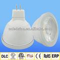 Supermercado iluminación 5w mr16 lámpara led 12vac/dc