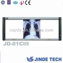 thin medical device x-ray illuminator