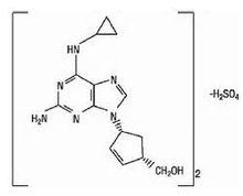 Abacavir sulfate,CAS No.:188062-50-2