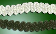 Garment Accessory Braided Ribbon Trimmings