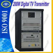 200W DVB-T Digital digital tv digisenders D3