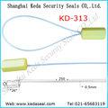 Tire apretado ajustable cable de sellos para el sellado de los vagones de tren kd-313