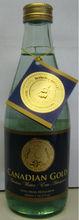 Canadian Gold Artesian Water 355ml (Glass Bottle)