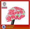 promotional cheap colored bike seat cover with customized logo