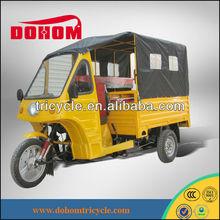 150cc Passenger Three Wheel Motorcycle/Tuk Tuk for Sale